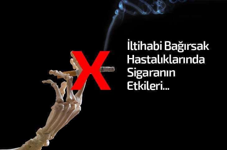 Sigara Kullanımının IBD Üzerinde Etkileri