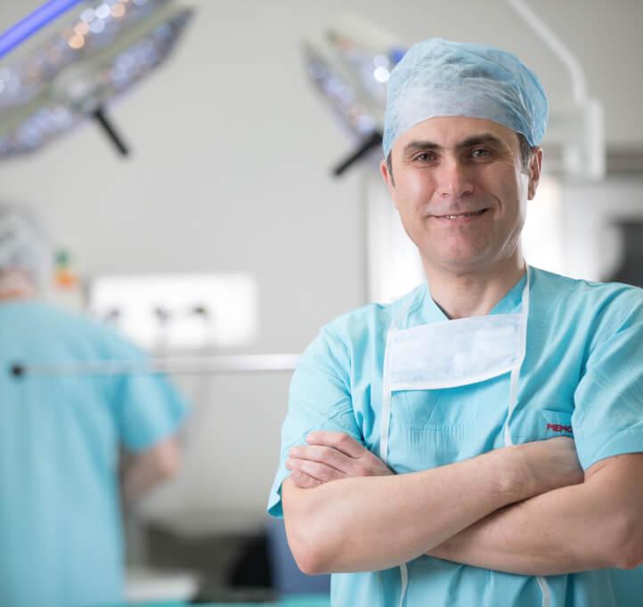 Prof. Dr. <br>Sezai Leventoğlu