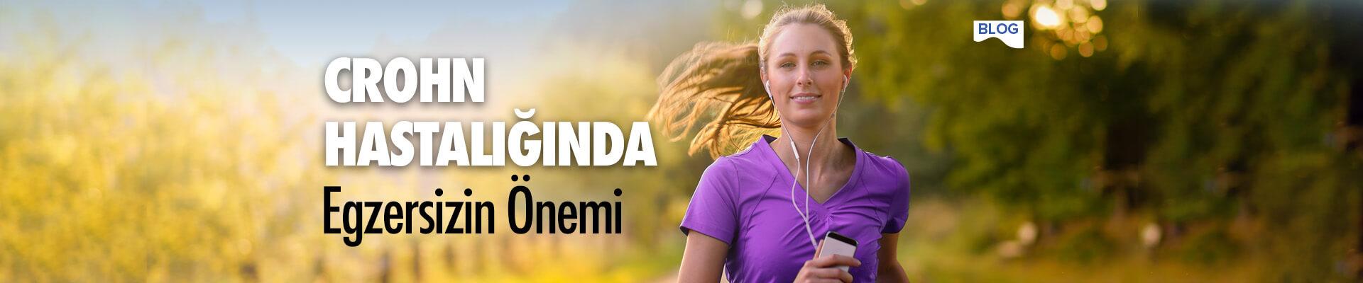 Crohn Hastalığında Egzersizin Önemi